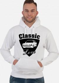 Classic Love - E21 (men hoodie) di