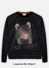 Rat Lover - bluza fullprint
