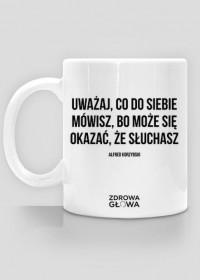 UWAŻAJ - KUBEK