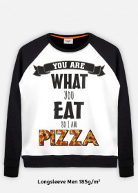 You are what you eat lekka bluza męska