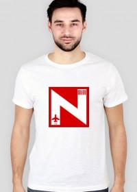 Koszulka slim z logiem