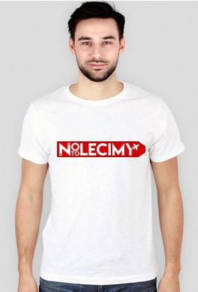 Koszulka slim z pełnym logiem