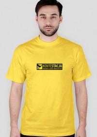 KonteStacja - żółta