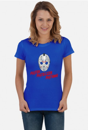 Piątek piąteczek piątunio koszulka damska