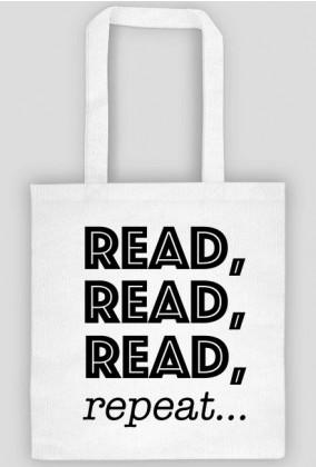 Torba Read, read, read, repeat...