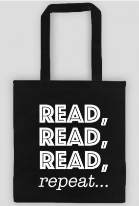 Torba Read, read, read, repeat...