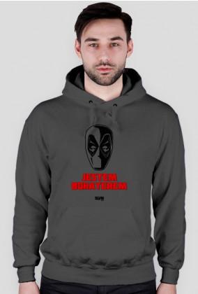 Deadpool Bluza męska 4