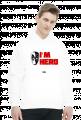 Deadpool I'm Hero Bluza męska 2