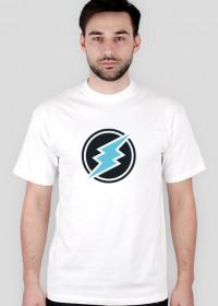 Koszulka męska - Electroneum
