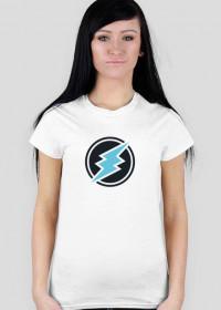 Koszulka damska - Electroneum Crypto
