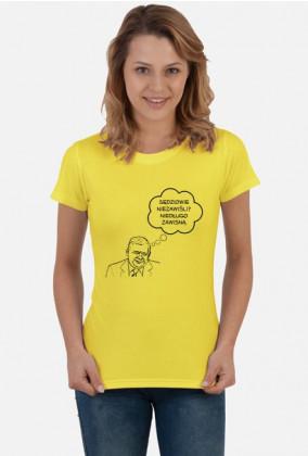Sędziowie niezawiśli koszulka damska