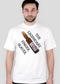 T-shirt Finger Slayer