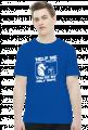 Koszulka męska prezent dla informatyka programisty na mikołajki pod choinkę, na urodziny  - Help me stack overflow