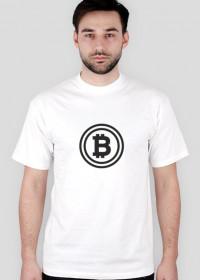 Koszulka męska - Bitcoin Crypto