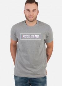 Koszulka męska - HODLGANG