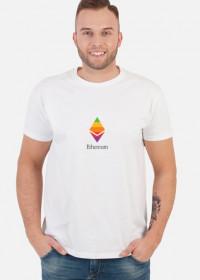 Koszulka męska - Ethereum