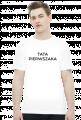"""Koszulka """"Tata Pierwszaka"""""""