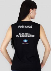 Koszulka damska - czas na badanie