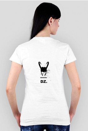 Koszulka Damska ODINSON Marvel Loki Avengers Infinity War