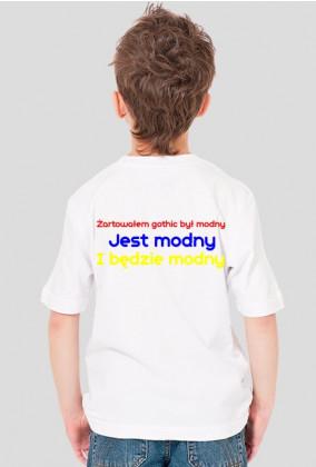 Gothic koszuleczka dla dziecka
