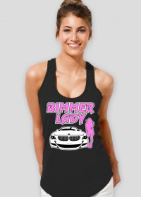 Bimmer Lady (woman boxer t-shirt)