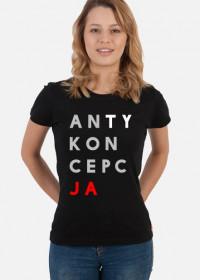 Koszulka Antykoncepcja - damska