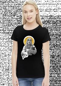 Św. Theda Bara - koszulka damska :: Totentanz