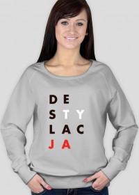 Konstytucja Destylacja bluza damska