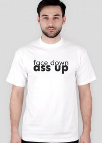 """Koszulka męska """"Face down, ass up"""""""