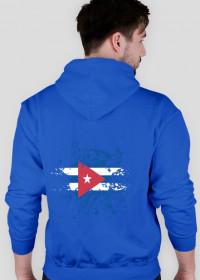 Blusa con capucha Cuba