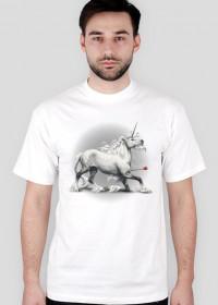 Shot - wersja jasna, t-shirt