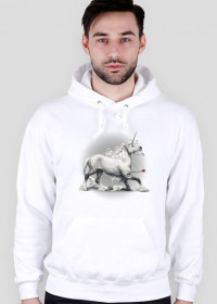 Shot - bluza (hoodie), wersja jasna