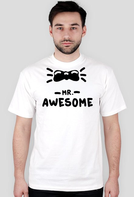 Koszulka MR. AWESOME