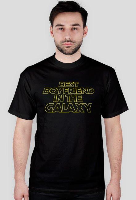 Koszulka Best Boyfriend In The Galaxy