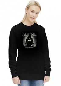 Don't be Alone crewneck girl