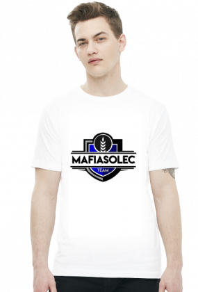 "Koszulka MafiaSolec Team ""Gdy ci smutno..."""