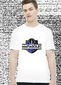 """Koszulka Mafia Solec Team """"Rolnikiem się nie jest..."""""""