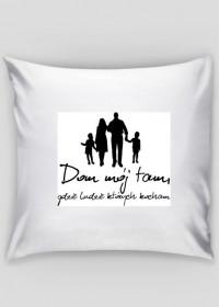 Poduszka dla rodziny