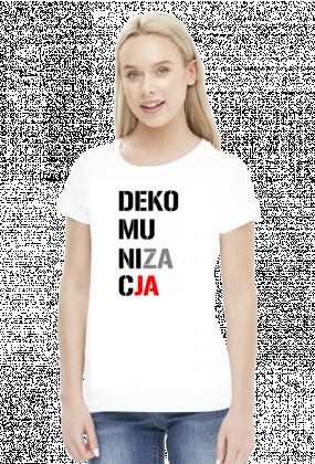 Dekomunizacja - damska jasna