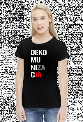 Dekomunizacja - damska ciemna