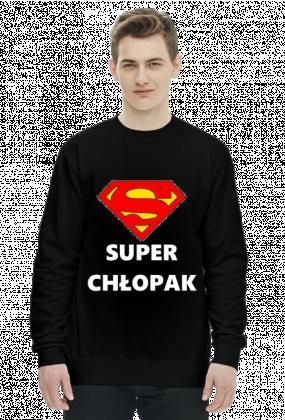 bluza - super chłopak