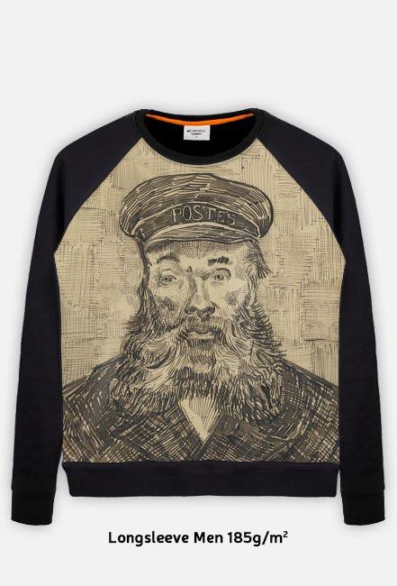 Vincent van Gogh - Portrait of Joseph Roulin