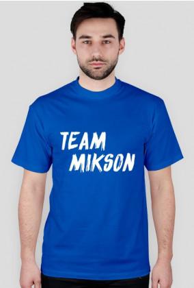 """koszulka """"TEAM MIKSON"""""""