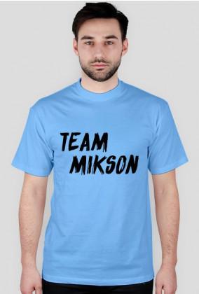 """koszulka """"TEAM MIKSON"""" 2"""