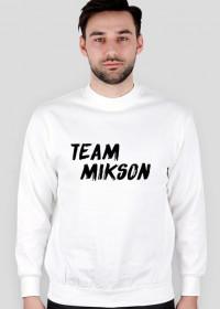 "Bluza Biała ""TEAM MIKSON"""