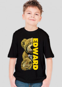 EDWARD - Początek Przygody - Koszulka - Chłopiec