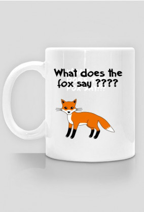 What does the fox say?? KUBEK
