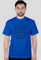Jestem kimś koszulka t-shirt (różne kolory)