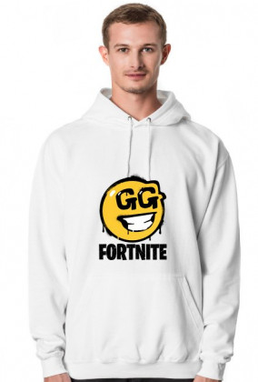 GG Smiley - Bluza Fortnite