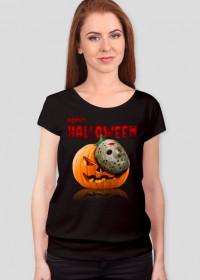 Halloween damska koszulka